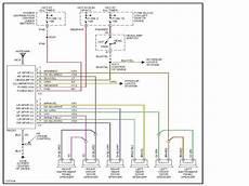 1999 dodge ram radio wiring diagram wiring