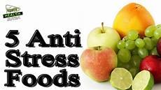 Anti Stress - 5 anti stress foods