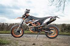 revisited ktm 690 smc r
