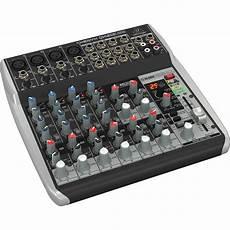 behringer xenyx qx1202usb behringer xenyx qx1202usb 12 channel usb mixer qx1202usb b h
