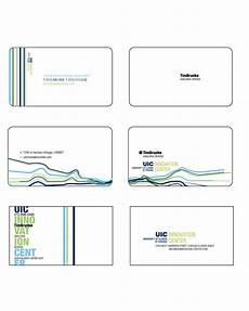 visiting card size what is business card