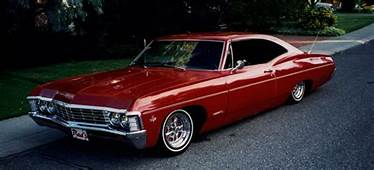 1967 Chevrolet Impala Picture  IMPALAS Pinterest
