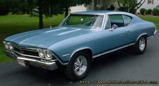 1968 Baby Blue Chevy Monte Carlo  Cars Pinterest