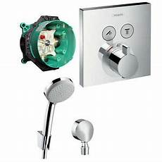 Hans Grohe Shower Select Thermostat Unterputz Wannen