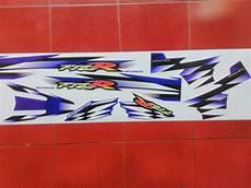 Striping Fiz R Variasi by Jual Striping Fiz R Millenium 2 Di Lapak Central