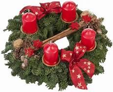 garten top kaufen echter adventskranz weihnachtsglanz