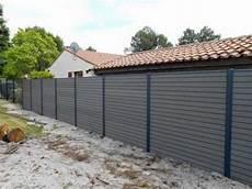 Attach Fence To Concrete Slab