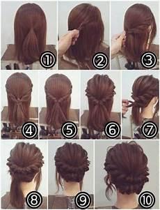 53 Trendy Ideas For Hairstyles Simple Bun Tutorials