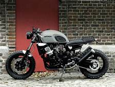 MK20 MTKN By MotoKouture Bespoke Motorcycles  Yamaha Cafe