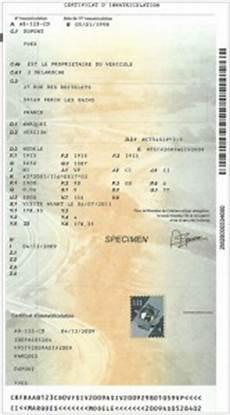 tarif d une carte grise prix carte grise calcul en ligne et explications