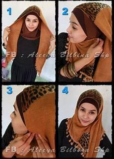 Cara Memakai Jilbab Segitiga