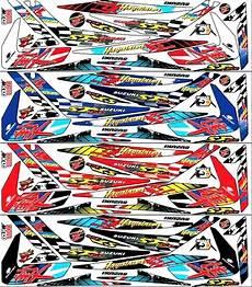 Striping Satria Fu Variasi by Jual Striping Variasi Satria Fu Barong Di Lapak 4ry4