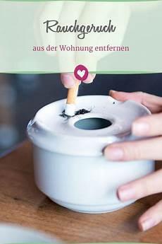 rauchgeruch aus der wohnung entfernen diese hausmittel