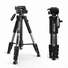 Zomei Q100 Professional Portable Foldable Aluminum by Zomei Q111 55 Quot Tripod Light Weight Travel Portable Folding