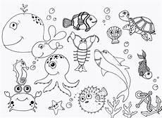 Unterwasserwelt Malvorlagen Malvorlagen Fur Kinder Ausmalbilder Unterwasserwelt