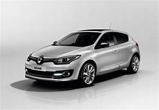 Renault Introduces Megane Scenic Limited Editions