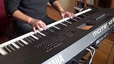Yamaha Modif by Stay With Me Piano Yamaha Motif Xf8