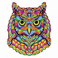 owl colors mandala bird animal nature beak wings wing
