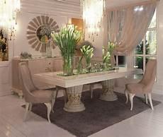 sale da pranzo di lusso tavolo rettangolare classico di lusso per sala da pranzo