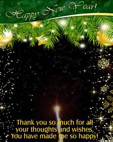 new year thank you card free thank you ecards greeting cards 123 greetings