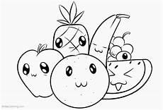 Ausmalbilder Obst Mit Gesicht S 252 223 Es Essen F 228 Rben In 2020 Mit Bildern Malvorlagen