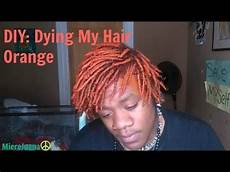 Diy Dying Hair