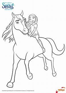 Malvorlagen Spirit Kinder Spirit Ausmalbilder Mytoys