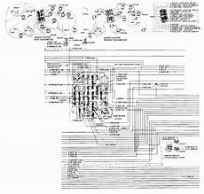 1981 chevy truck fuse box diagram wiring diagram and fuse box diagram