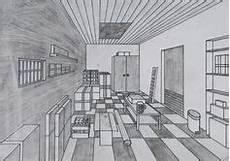 Fluchtpunkt Zeichnen Zimmer - fluchtpunktperspektive mit einem punkt stra 223 e zum