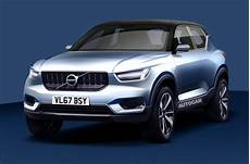 Volvo Xc40 Confirmed For 2017 Launch Autocar
