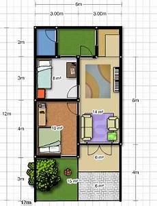 Model Rumah Minimalis Ukuran 7 X 12