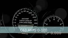 2012 Mercedes C63 Amg 0 100 Quot 4 3 Seconds Quot