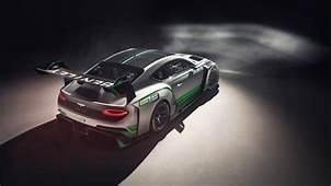 2018 Bentley Continental GT3 4K 2 Wallpaper  HD Car