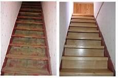 comment rénover des escaliers en bois comment reparer un escalier