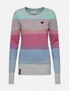 naketano pullover global in mischfarben bei about you