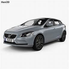 Volvo V40 T4 Momentum 2016 3d Model Vehicles On Hum3d
