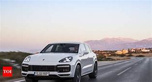 Porsche Cayenne Price At Rs 192 Crore Launches