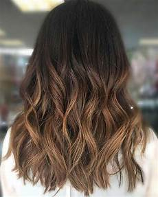brunette ombre hair ombre hair 21 stylish ombre color ideas for brunettes stayglam