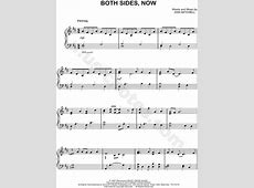 both sides now lyrics chords