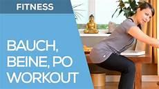 kurz und knackig bauch beine po fitness workout