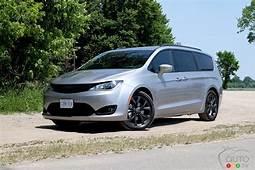 2019 Chrysler Pacifica Review  Car Reviews Auto123