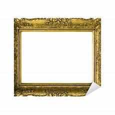 goldene bilderrahmen aufkleber goldene bilderrahmen ausschnitt pixers 174 wir