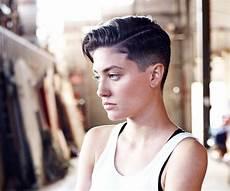 fade haircut for girls girl fade haircut try in 2015 androgynous hair hair hair styles
