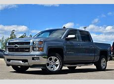 2015 Chevrolet Silverado 1500 Crew Cab 4WD Z71 for sale