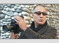 abbas kiarostami gives instructions during a course with