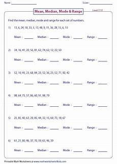 measures of central tendency statistics and data