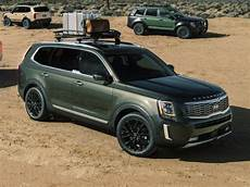 2020 kia telluride models trims information and details