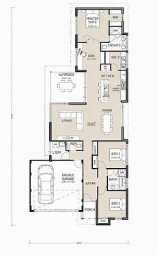 2 storey house plans for narrow blocks 2 story house plans narrow block new house plan single