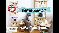 How To I Weihnachtsdeko I Adventskalender I Leiter Bauen I