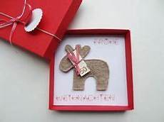 geldgeschenke zu weihnachten schön verpackt geldgeschenk weihnachten rentier schnurzpieps auf